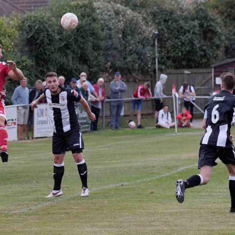 Felixstowe & Walton 2 Tilbury 1