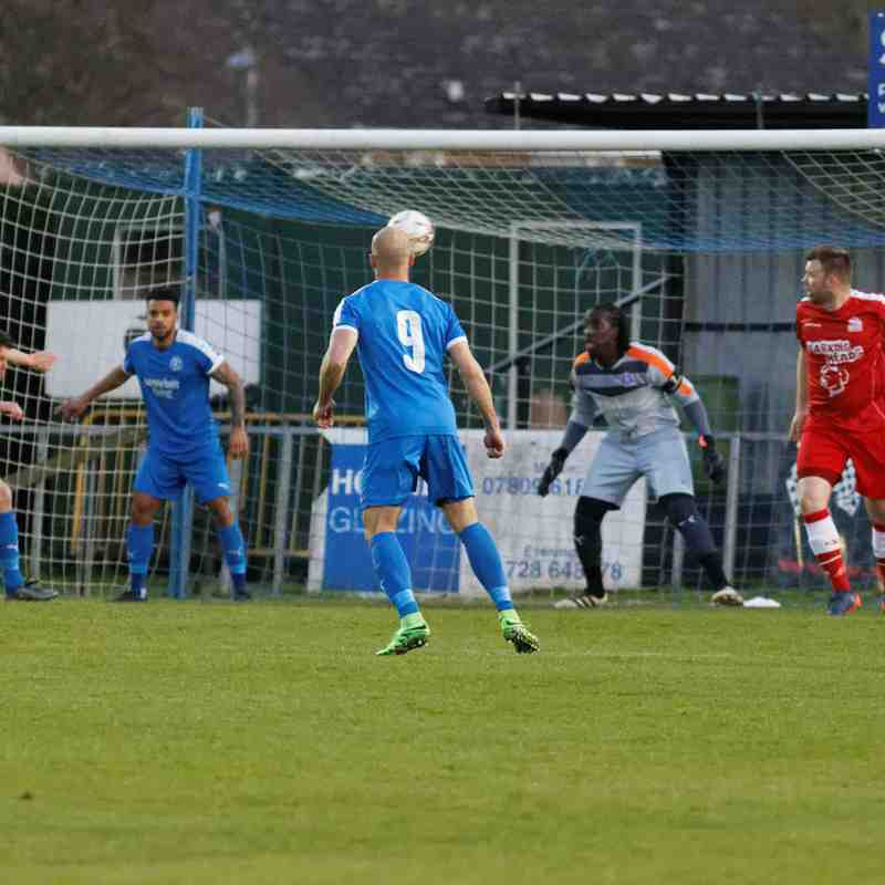 Leiston 2 Harrow Borough 2