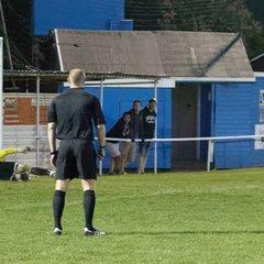Ipswich Wanderers 0 Leiston 4