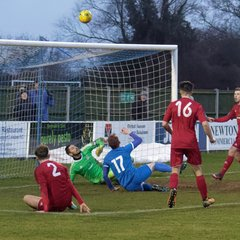 Leiston 2 Worthing 3