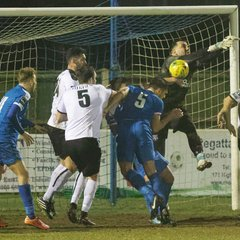 Leiston 2 Margate 2