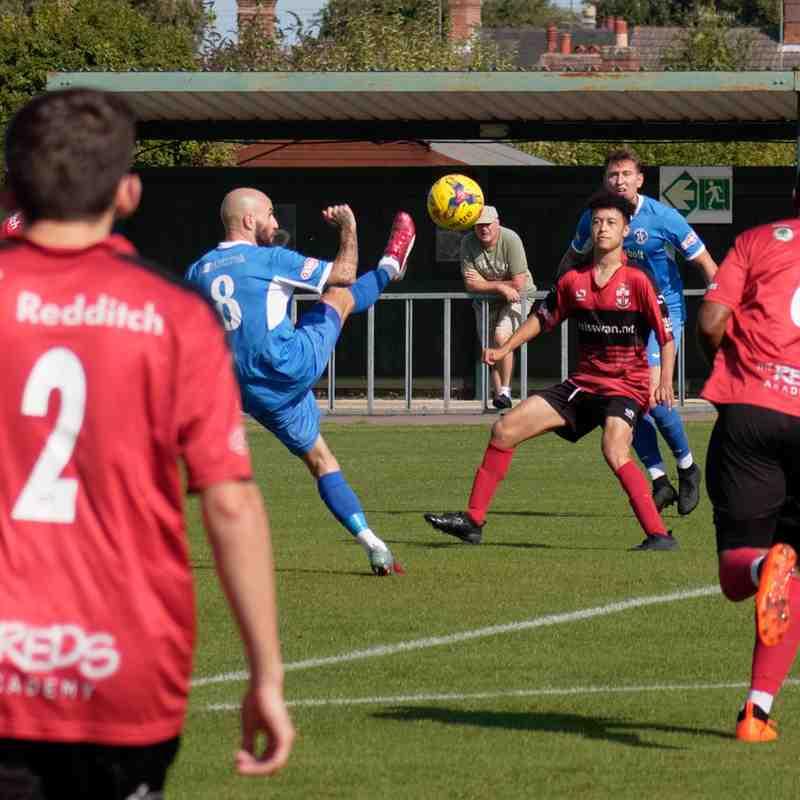 Leiston 4 Redditch United 3