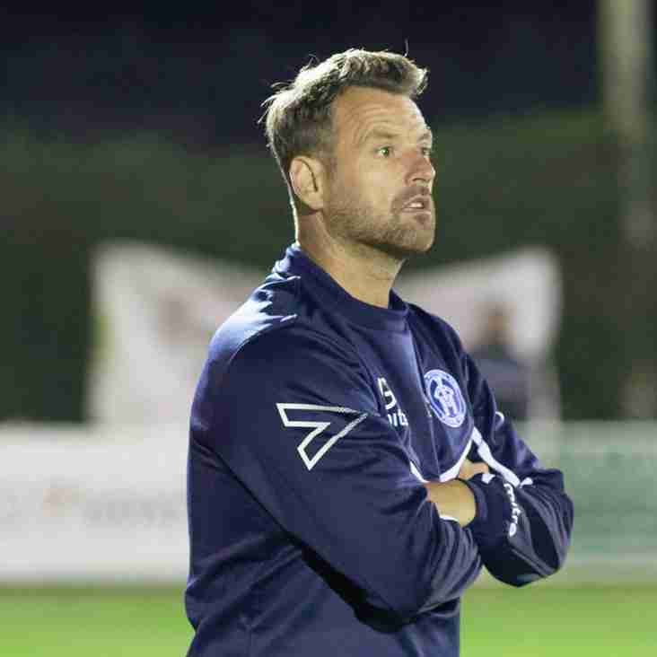 Leiston part company with Glen Driver