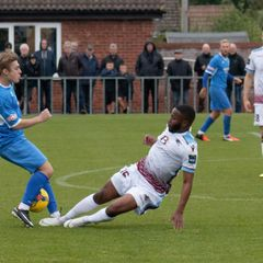 Leiston 3 Hastings United 4