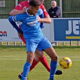 St Ives Town 0 Blues 2