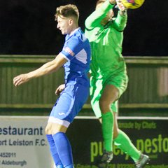 Leiston 0 Lowestoft Town 1