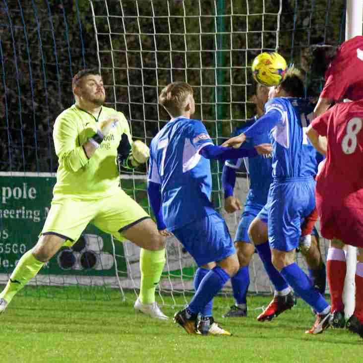 Joshua Moore heads to Coggeshall Town on loan