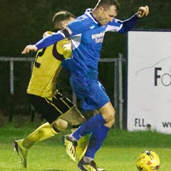Leiston 1 AFC Rushden & Diamonds 4