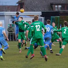 Leiston 1 Hitchin Town 2