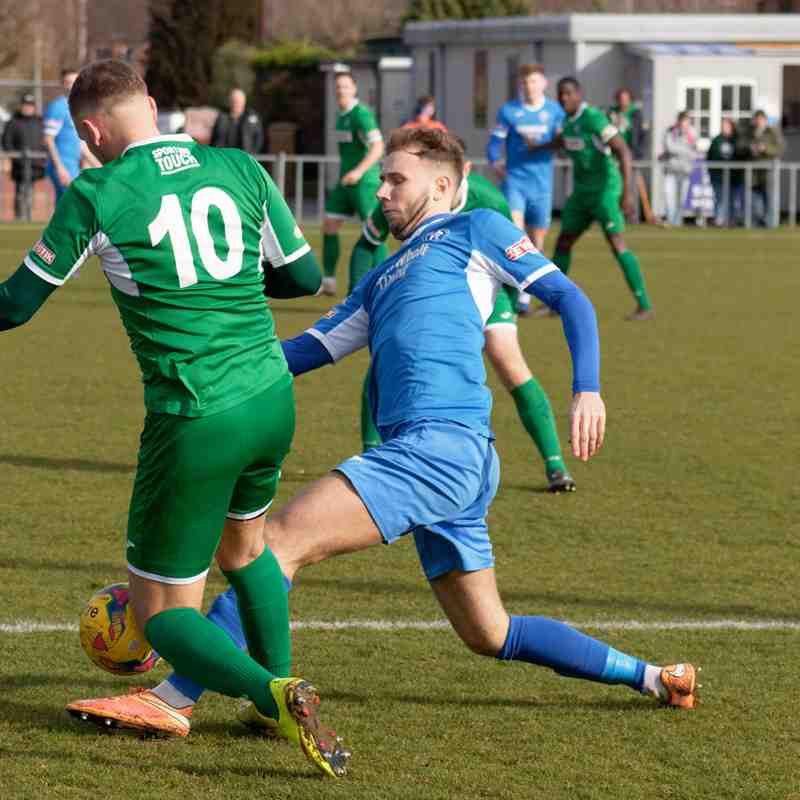 Leiston 1 Bedworth United 1