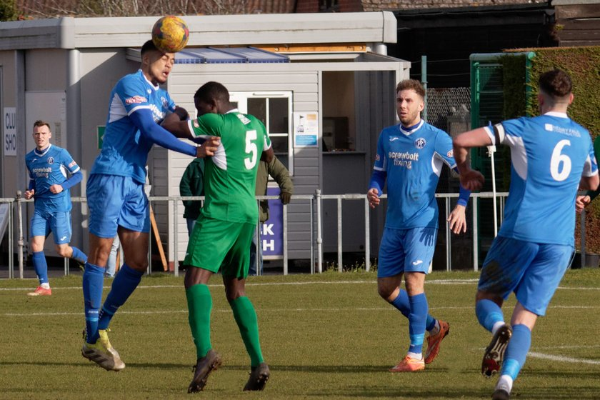 Leiston 0-2 St Ives Town - Match Report