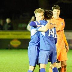 Leiston 2 Ipswich Town U18s 1