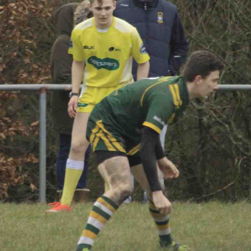 Waterhead v Oldham St Annes 19th March 2016