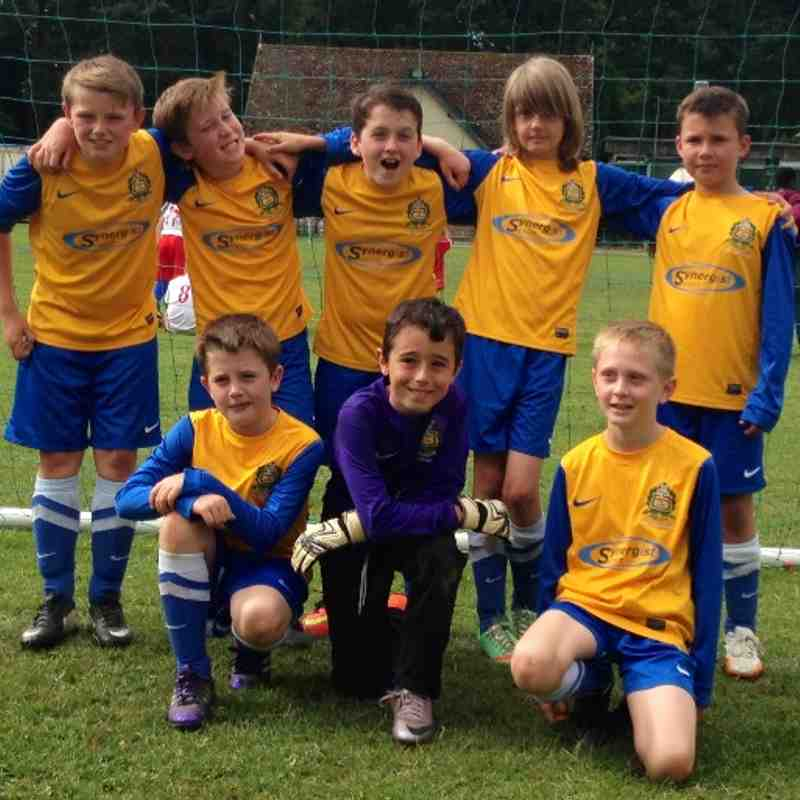 North Leigh Tournament - U10s