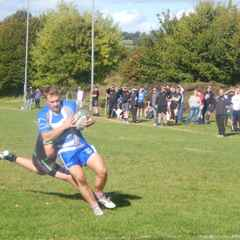 Dulais Valley Youth 5 Ystradgynlais Youth 48