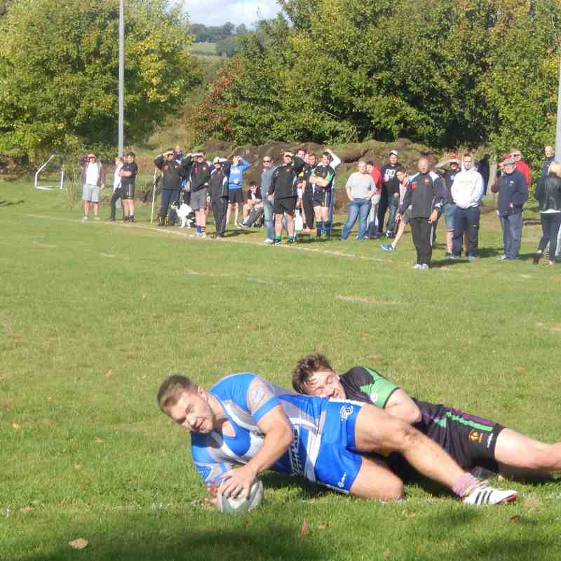 Dulais Valley V Ystrad Youth ( league )