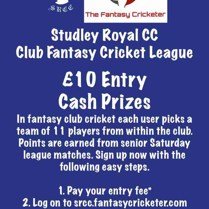Fantasy Club Cricket