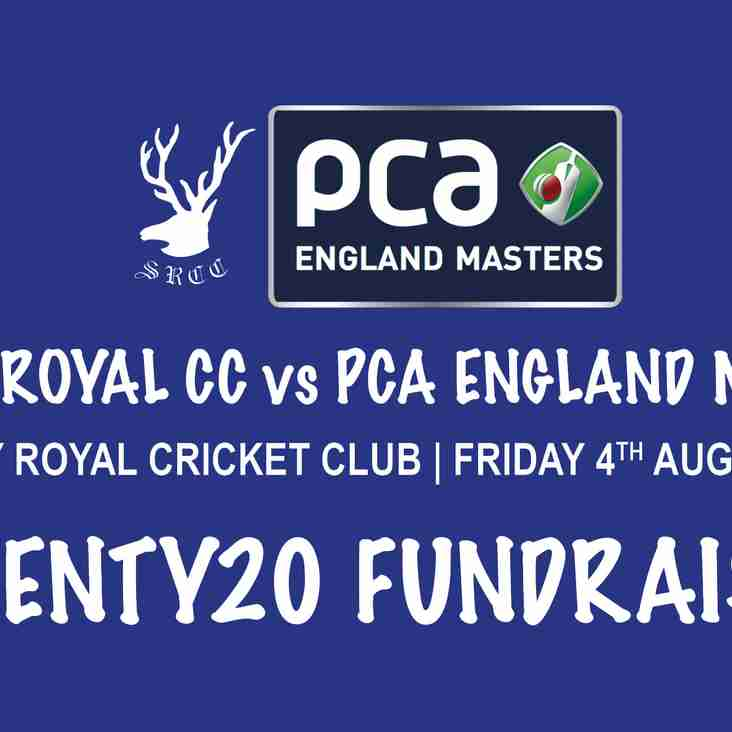 Ex-England Cricket Legends to play at Studley Royal