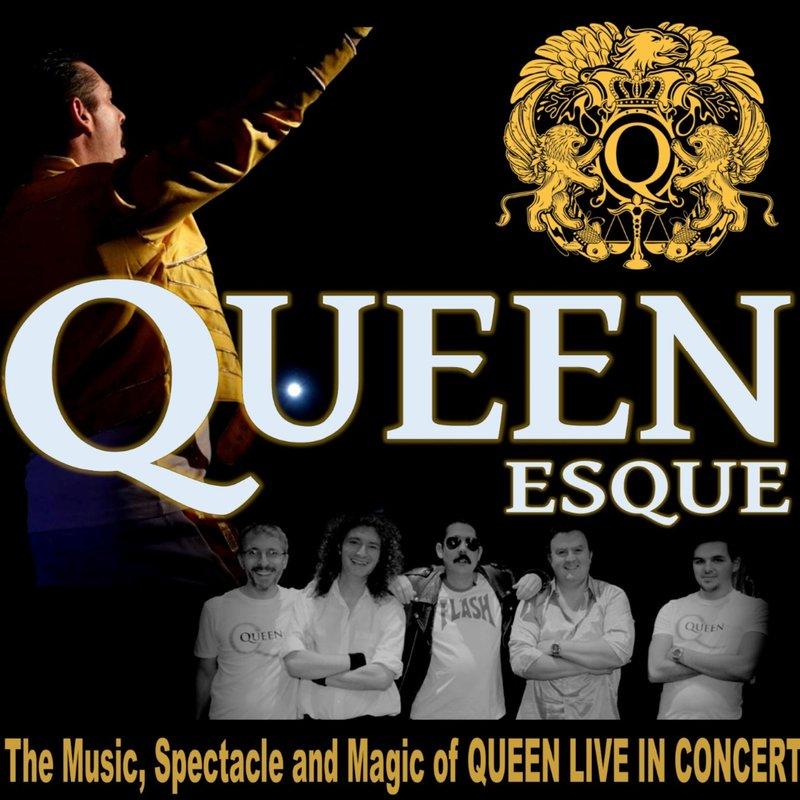 QUEENesque! - Live Music at BBFC