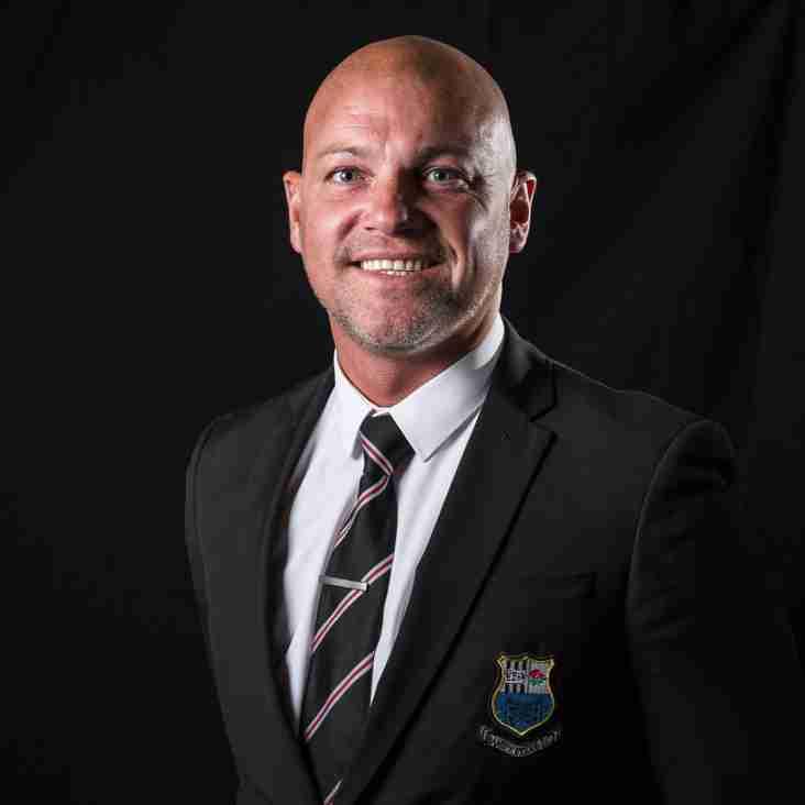CLUB STATEMENT: Neil Reynolds