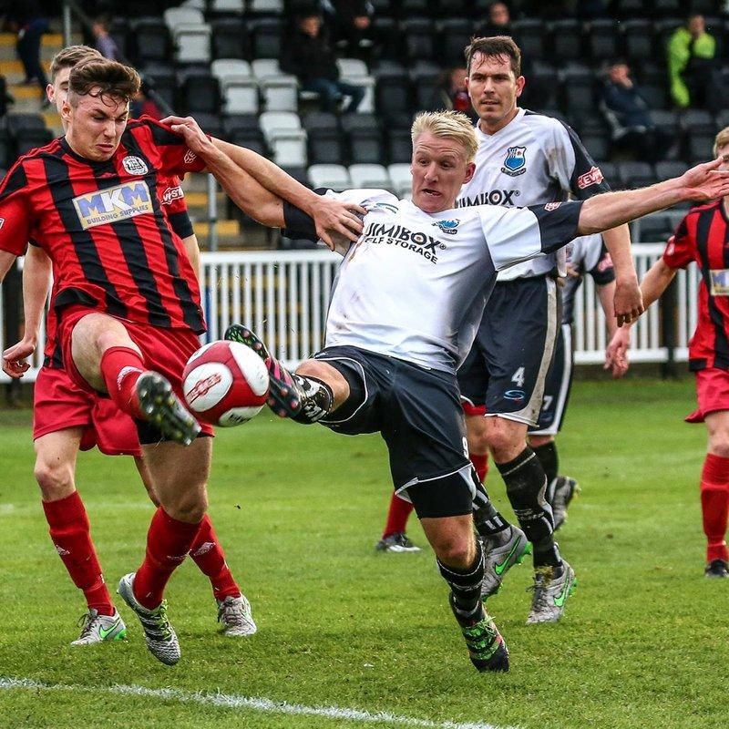 Player News: Ben Wharton Leaves BBFC