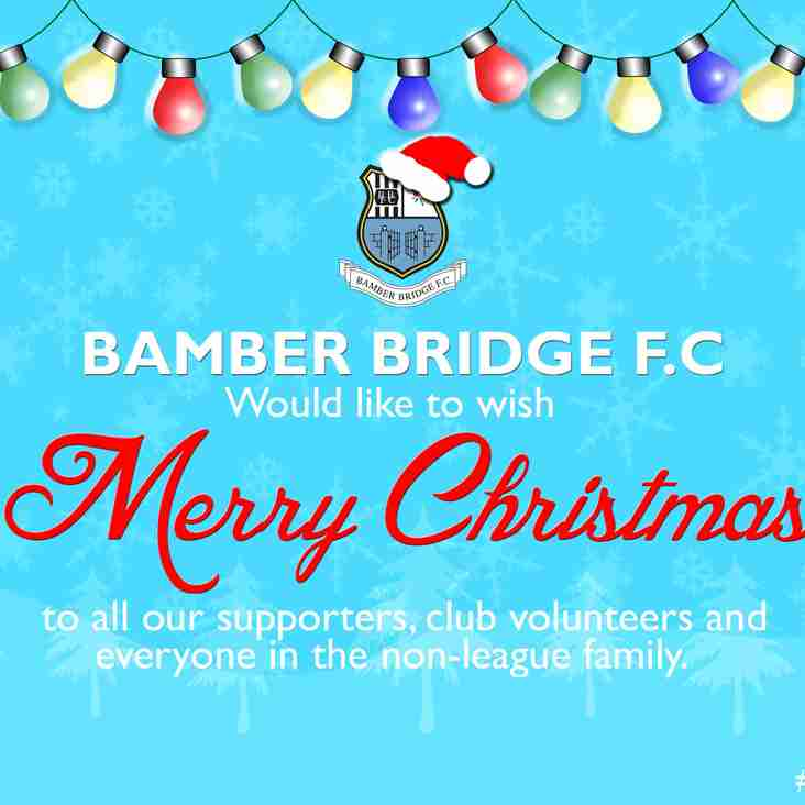 Merry Christmas from BBFC