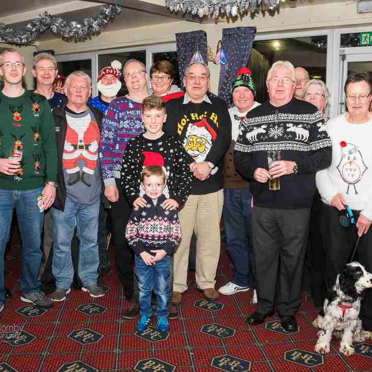 Christmas Jumper Day 2016  - £277 Raised for St Catherine's