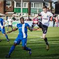 Bamber Bridge 2 - Glossop North End 0