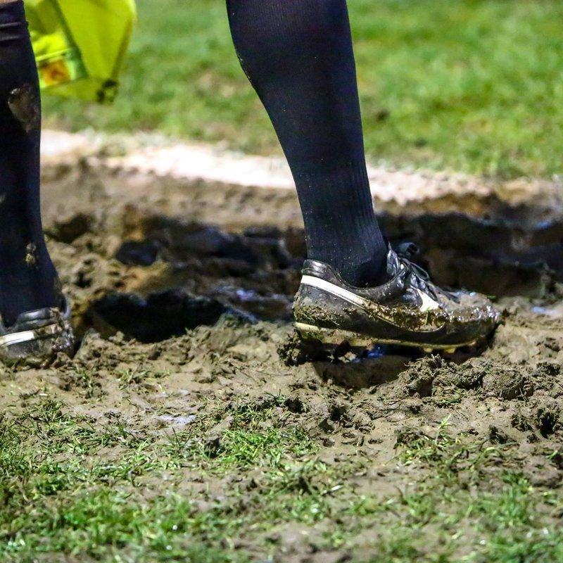 FIXTURE NEWS: Pitch inspection at Clitheroe (Away) 25/02/17