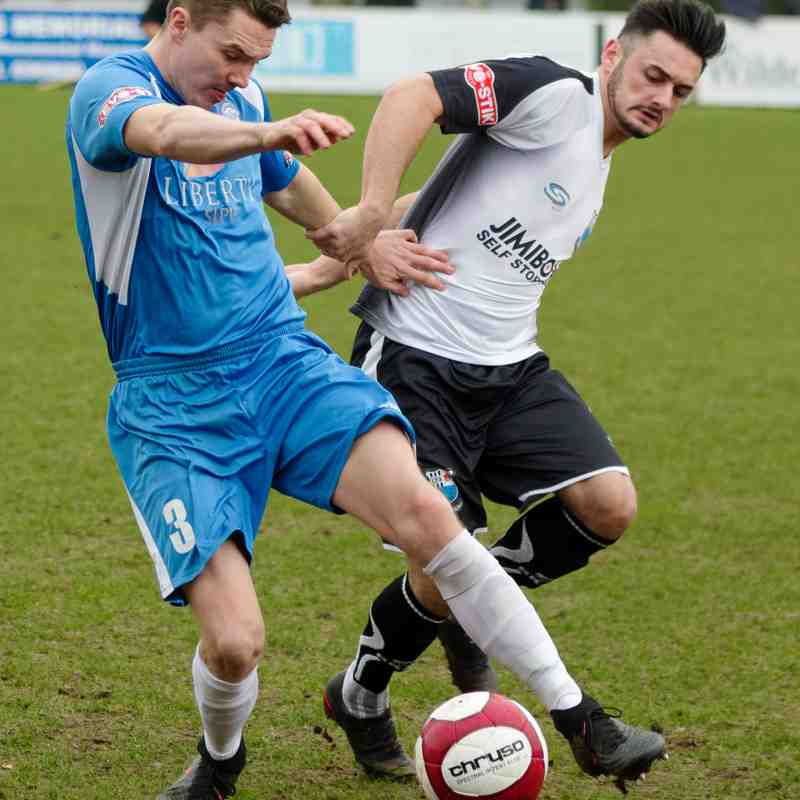 Bamber Bridge 0 - 1 Ramsbottom United (18/02/17)
