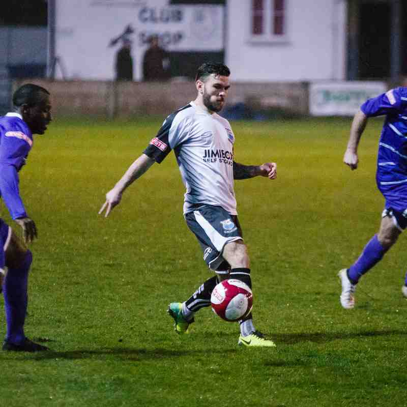 Bamber Bridge 2 - 1 Ashton United (28/03/17)
