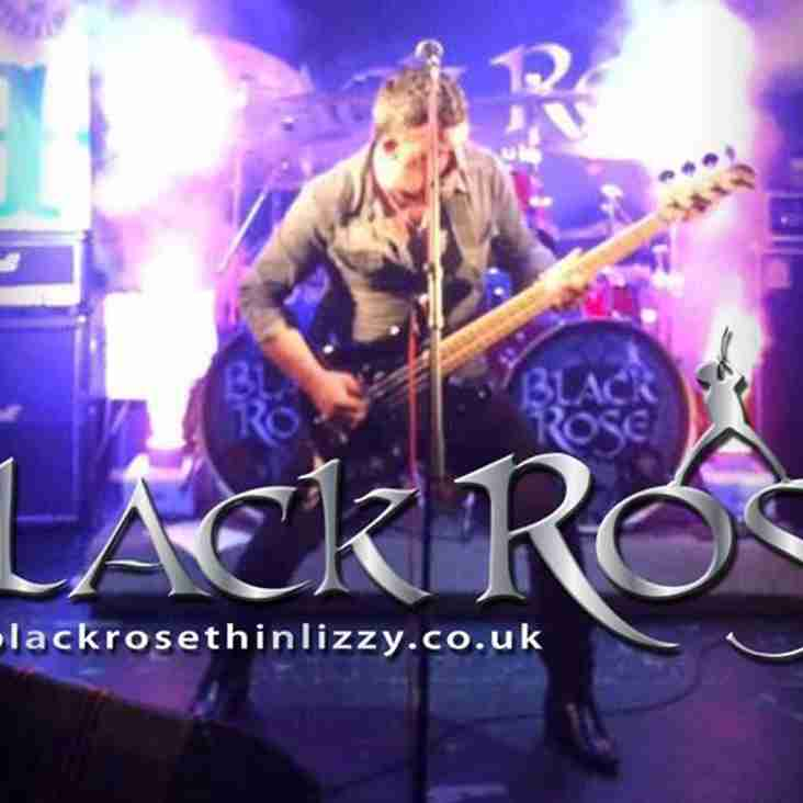 Live Music - Black Rose Thin Lizzy Tribute (Saturday 18 November)