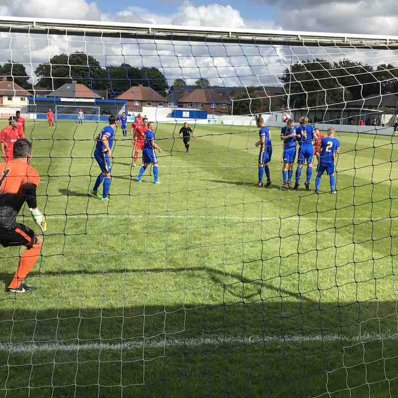 Radcliffe 1 - 2 Bamber Bridge (12/08/17)