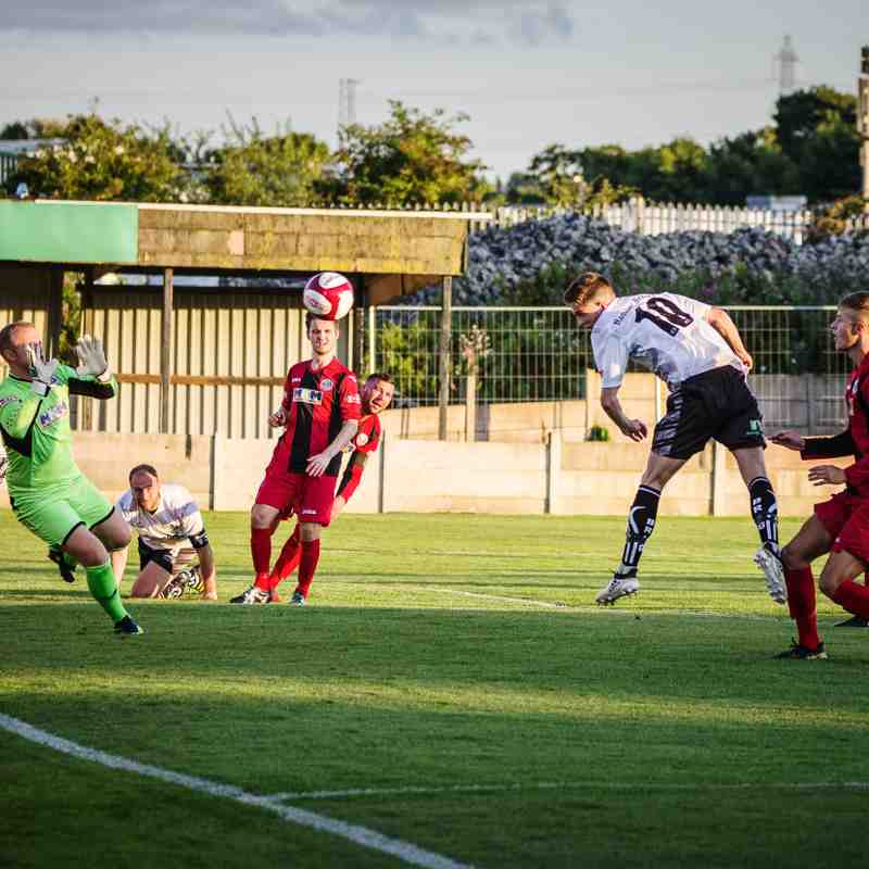 Bamber Bridge 6 - 1 Goole AFC (15/08/17)