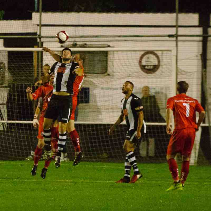 Atherton Collieries 1 - 1 Bamber Bridge (11/09/17)