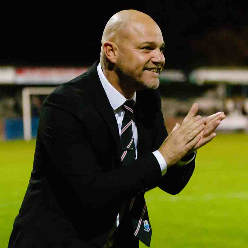 Clitheroe 0 - 3 Bamber Bridge (19/09/17)