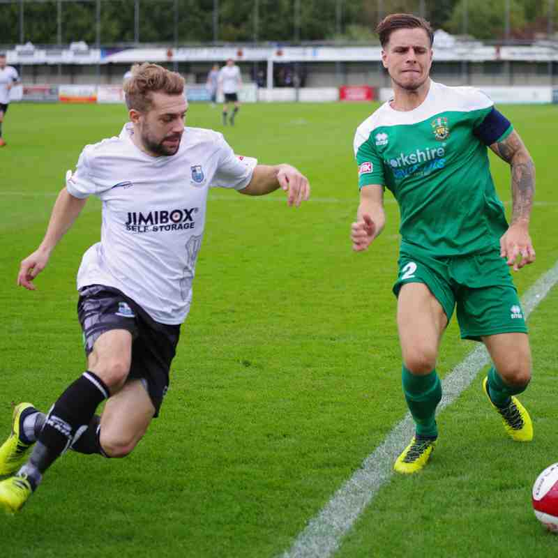 Bamber Bridge 3 - 2 Brighouse Town (23/09/17)