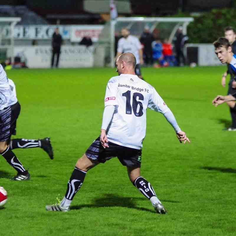 Bamber Bridge 1 - 0 Prescot Cables (03/10/17)