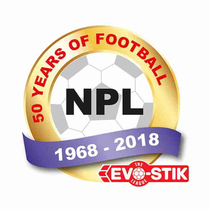 NPL 50th Anniversary - Top 100 Players of the Northern Premier League