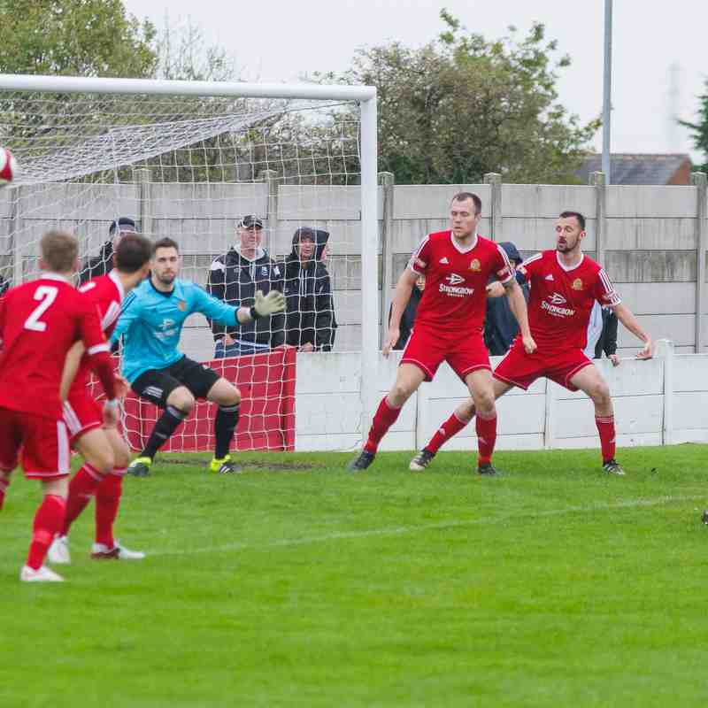 Ossett Town 1 - 0 Bamber Bridge (21/10/17)