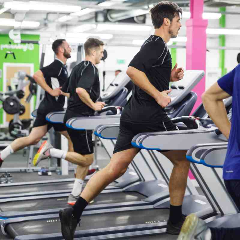 Energie Fitness Training Session