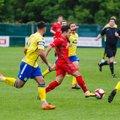 Warrington Town 2 -1 Bamber Bridge (FA Trophy 28/10/17)