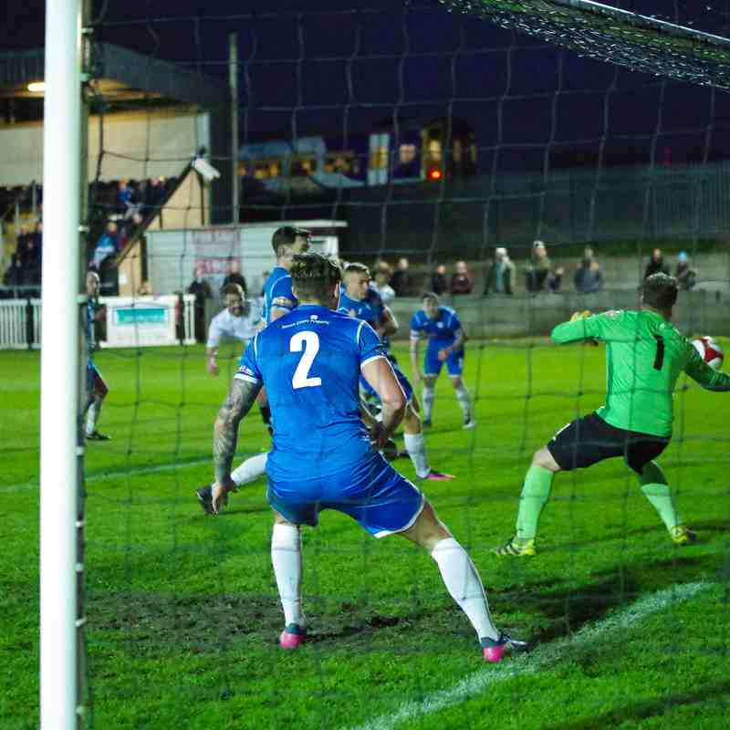 Bamber Bridge 2 - 3 Ramsbottom Utd (18/11/17)