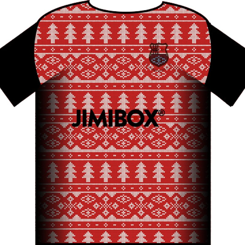 Christmas Jumper Day 2017, Saturday 16 December - Bamber Bridge v Radcliffe