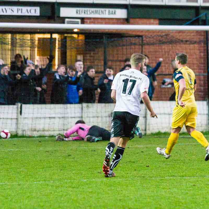 Bamber Bridge 5 - 0 Trafford (27/01/18)