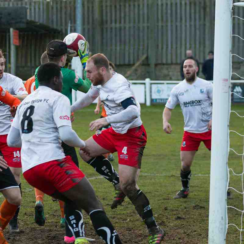 Brighouse Town 3 - 3 Bamber Bridge (17/02/18)
