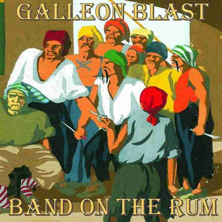 GIG NEWS - new date for Mark Radcliffe's Galleon Blast live at Brig.