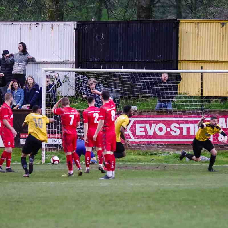 Prescot Cables 2 - 1 Bamber Bridge (17/04/18)