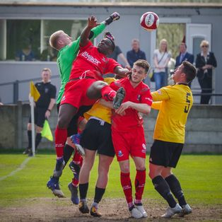 Ossett Albion 4 - 0 Bamber Bridge
