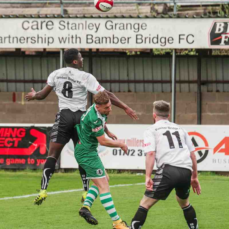 Bamber Bridge 1 - 1 Atherton Collieries (28/04/18)